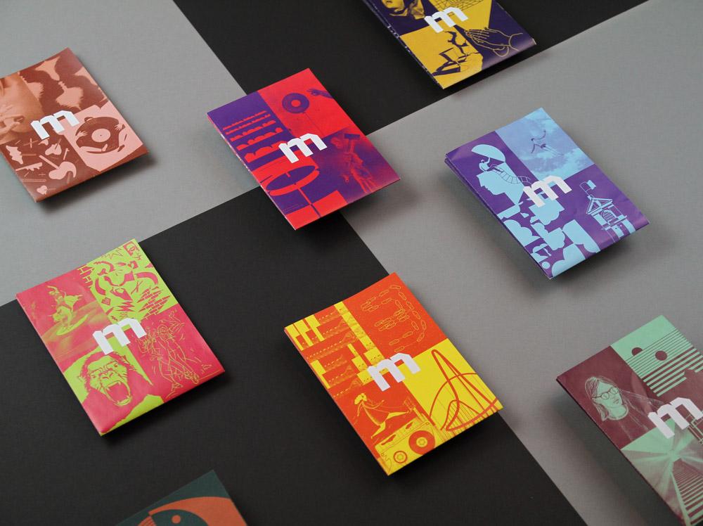 markburg – Studio für Markenbildung & Gestaltung Projekte