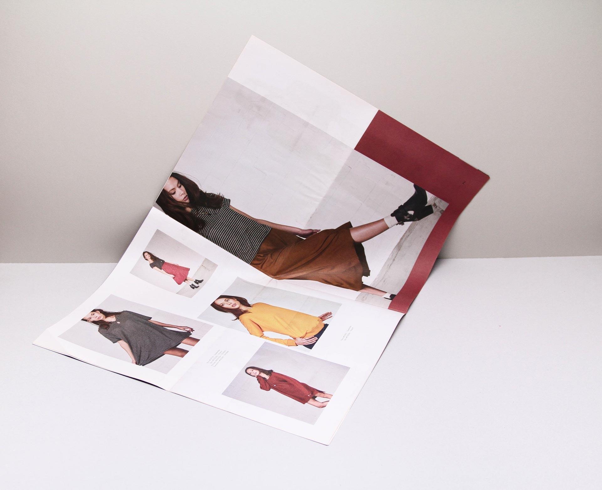 markburg – Studio für Markenbildung & Gestaltung 24COLOURS Lookbook Autumn