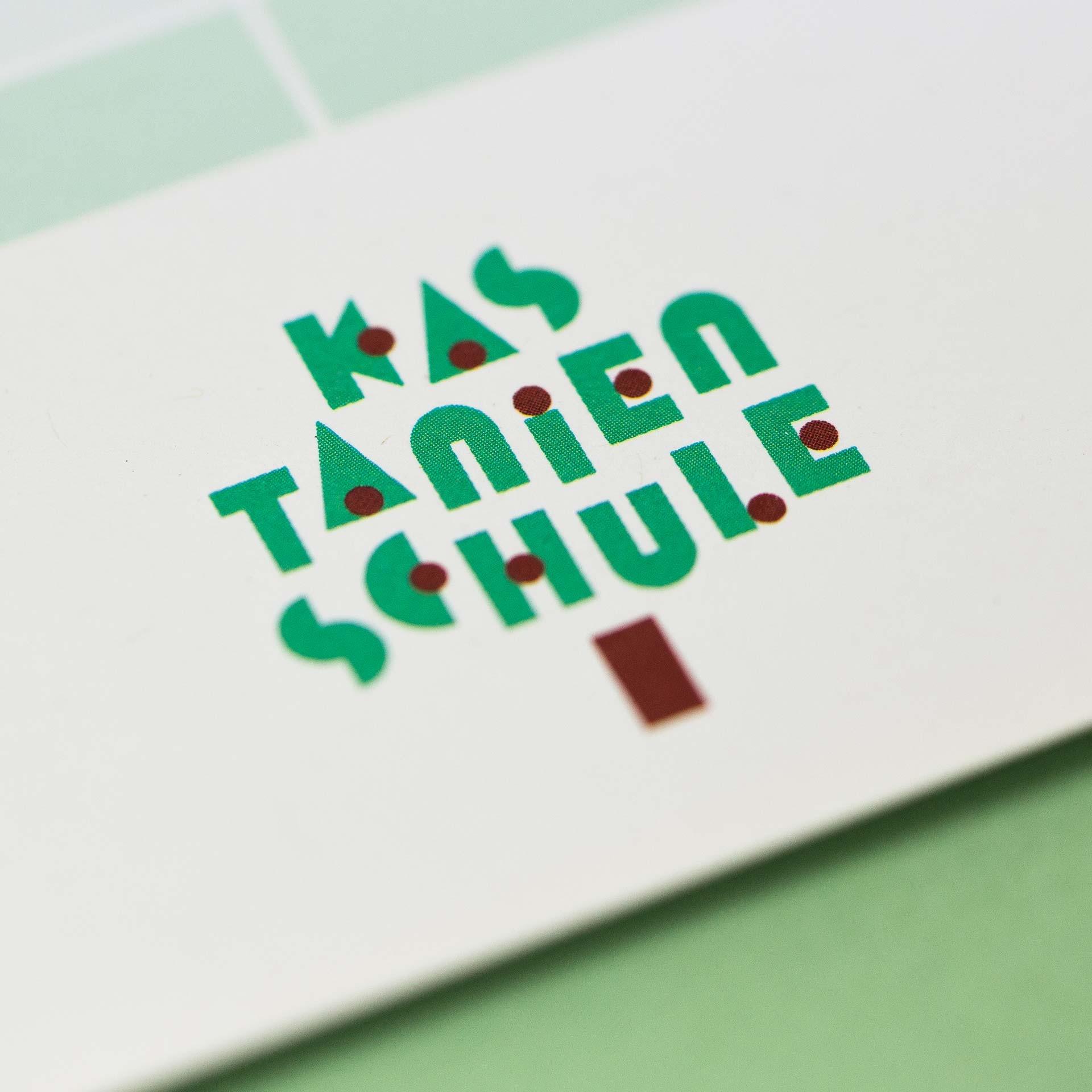 markburg – Studio für Markenbildung & Gestaltung Kastanienschule Jüterbog
