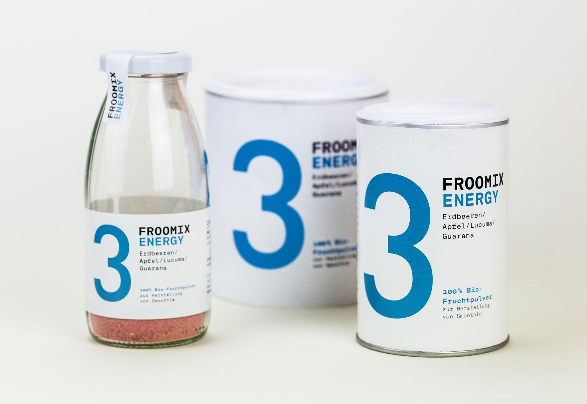 markburg – Studio für Markenbildung & Gestaltung Froomix