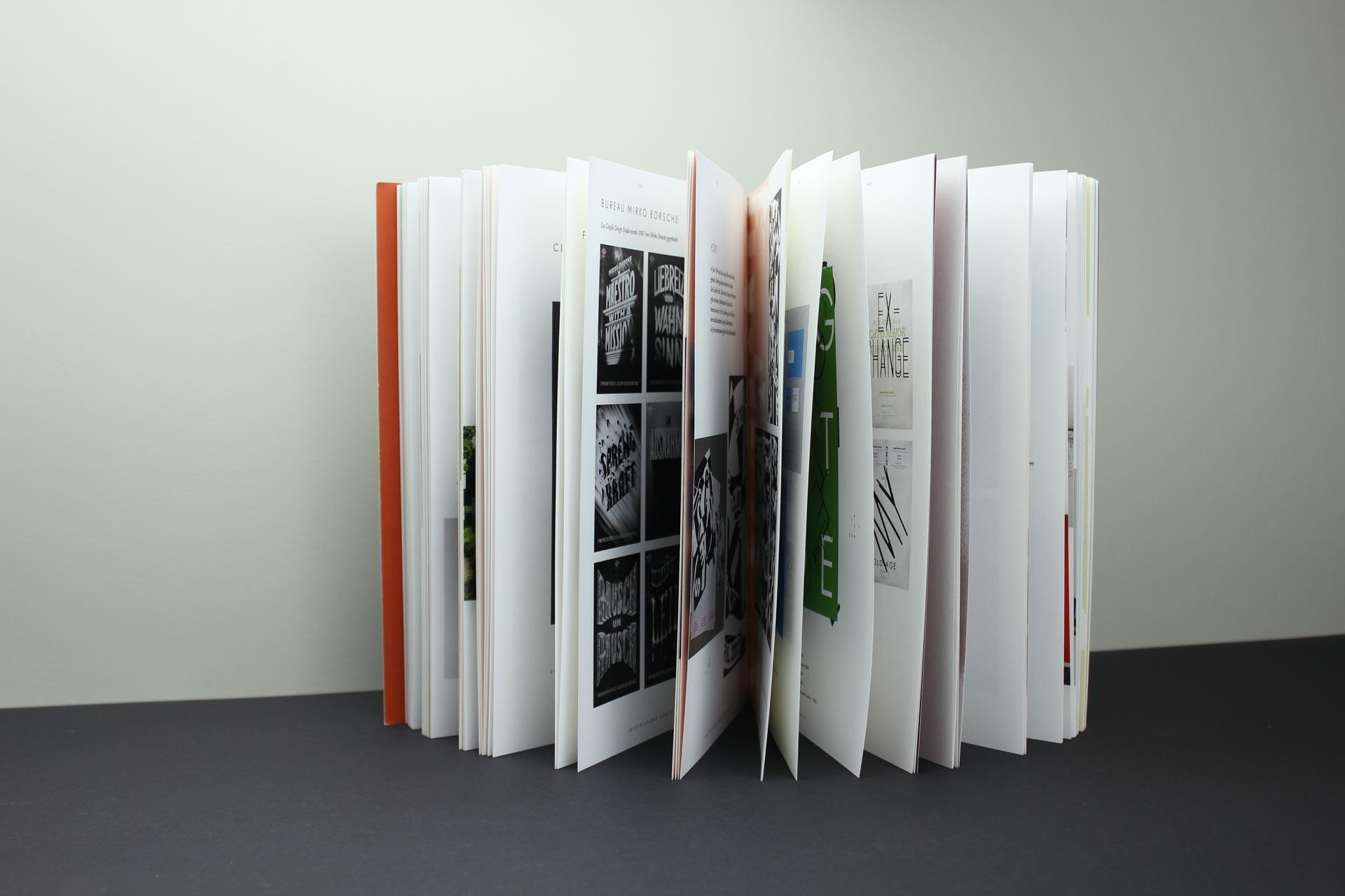 markburg – Studio für Markenbildung & Gestaltung Typografische Inszenierung